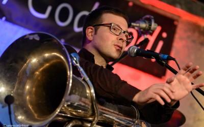 Goran Krmac Quartet on Youtube!
