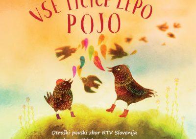Otroški pevski zbor RTV Slovenija: Vse ptičice lepo pojo